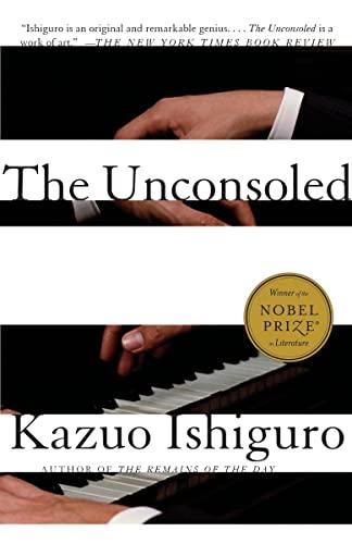 9780679735878: The Unconsoled (Vintage International)
