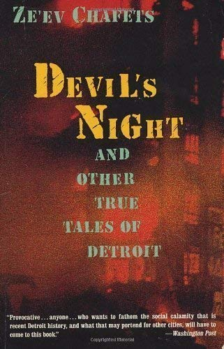 9780679735915: Devil's Night #