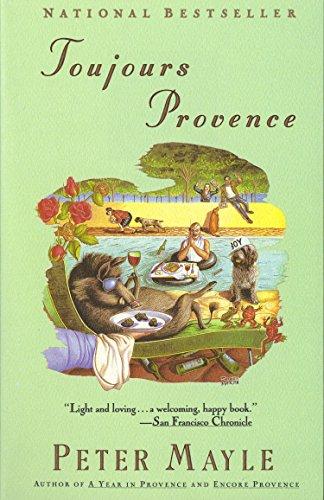9780679736042: Toujours Provence (Vintage Departures)