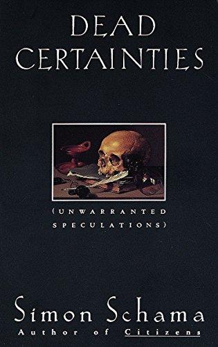9780679736134: Dead Certainties
