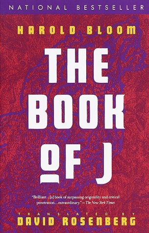 9780679736240: The Book of J