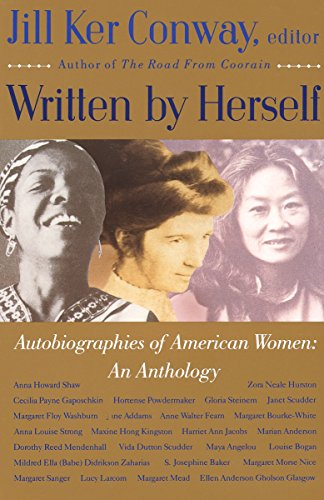 9780679736332: Written by Herself: Autobiographies of American Women: An Anthology