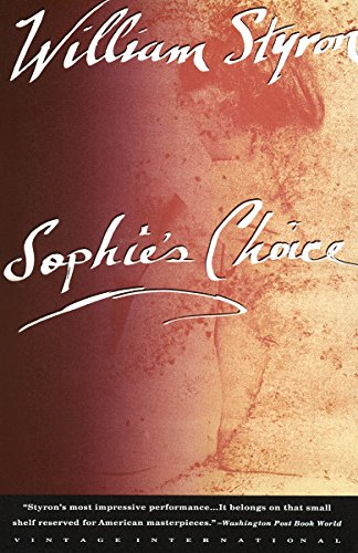9780679736370: Sophie's Choice (Vintage International)