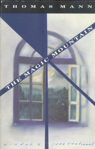 9780679736455: The Magic Mountain