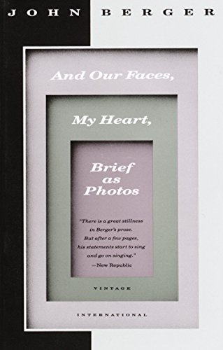 9780679736561: And Our Faces, My Heart, Brief as Photos
