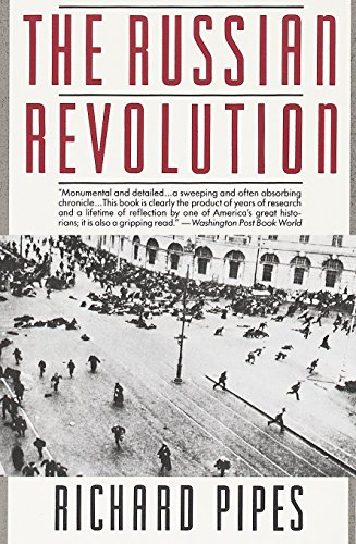 9780679736608: The Russian Revolution
