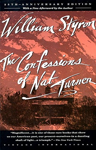 9780679736639: The Confessions of Nat Turner