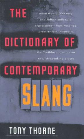 9780679737063: Dictionary of Contemporary Slang