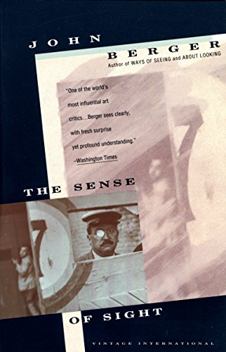 9780679737223: Sense of Sight (Vintage International)