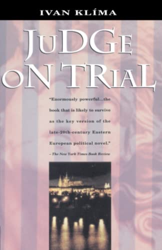 Judge On Trial (0679737561) by Ivan Klima