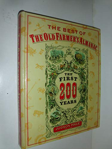 9780679737841: The Best of the Old Farmer's Almanac: The First 200 Years