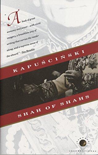 9780679738015: Shah of Shahs