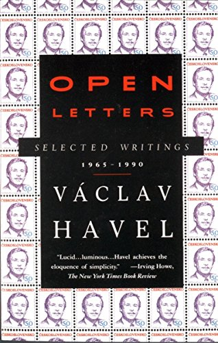 9780679738114: Open Letters: Selected Writings, 1965-1990