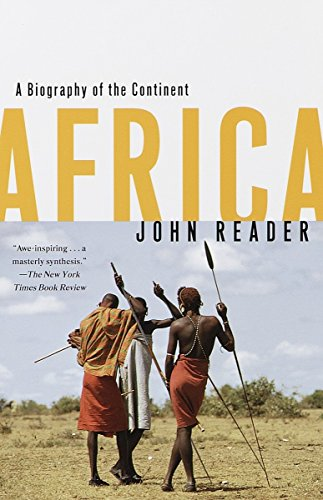 9780679738695: Africa: A Biography of the Continent