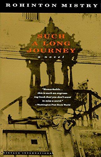 9780679738718: Such a Long Journey (Vintage International)