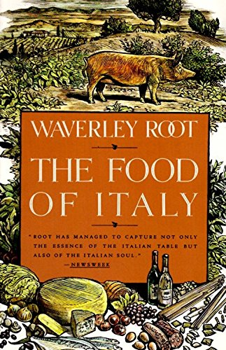 9780679738961: The Food of Italy