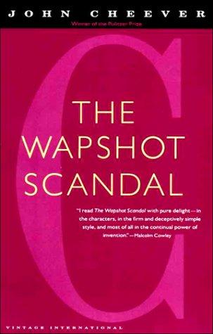 9780679739005: The Wapshot Scandal