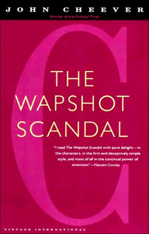 9780679739005: The Wapshot Scandal