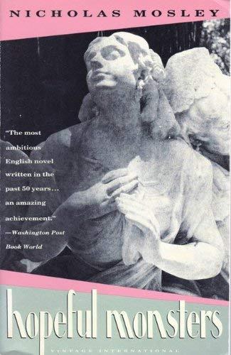 9780679739296: Hopeful Monsters: A Novel