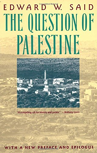 9780679739883: The Question of Palestine