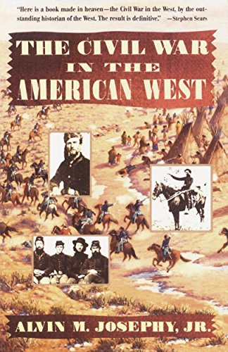 The Civil War in the American West (Vintage Civil War Library series)