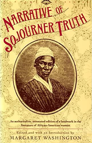 9780679740353: Narrative of Sojourner Truth