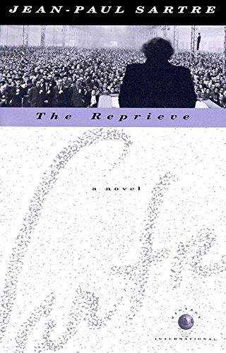 The Reprieve: A Novel: Sartre, Jean-Paul