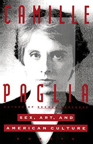 9780679741015: Sex, Art, and American Culture: Essays