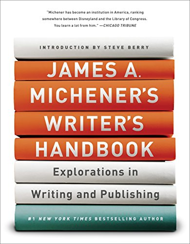 9780679741268: James A. Michener's Writer's Handbook: Explorations in Writing and Publishing