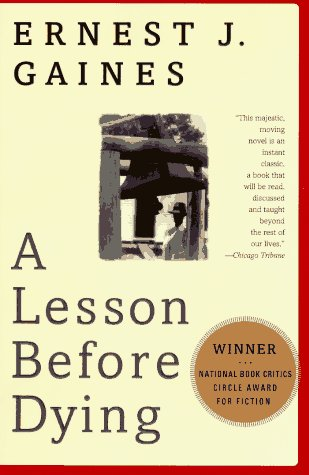 9780679741664: Lesson before dying (Vintage Contemporaries)
