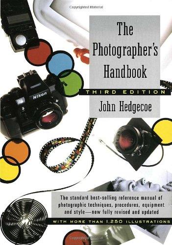 9780679742043: The Photographer's Handbook (Third Edition, Revised)