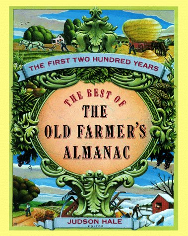 9780679742647: The Best of the Old Farmer's Almanac: The First 200 Years
