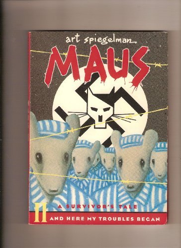 MAUS, VOL 2-INTERNATIONAL SALE (9780679743125) by Spiegelman, Art