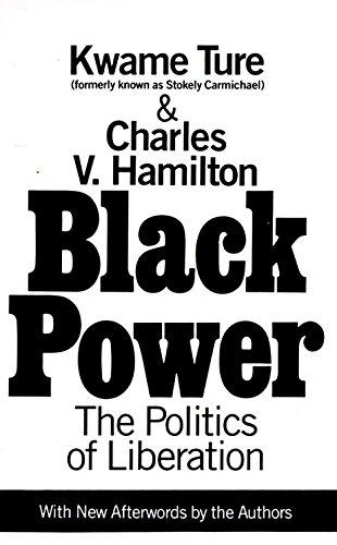 9780679743132: Black Power: The Politics of Liberation in America