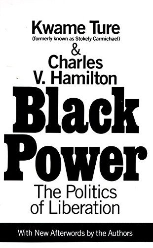 9780679743132: Black Power : The Politics of Liberation