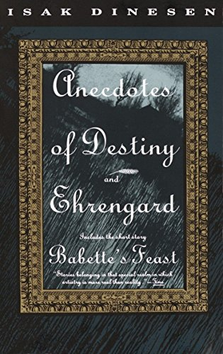 9780679743330: Anecdotes of Destiny and Ehrengard (Vintage International)