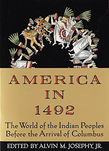 9780679743378: America in 1492: The World of the Indian Peoples Before the Arrival of Columbus
