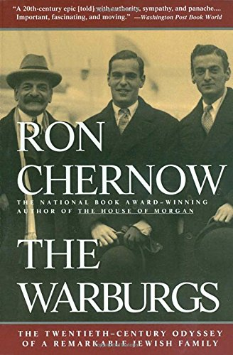 9780679743590: The Warburgs: The Twentieth-Century Odyssey of a Remarkable Jewish Family