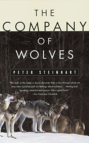 The Company of Wolves (0679743871) by Steinhart, Peter