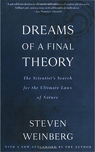 9780679744085: Dreams of a Final Theory: The Scientist's Search for the Ultimate Laws of Nature