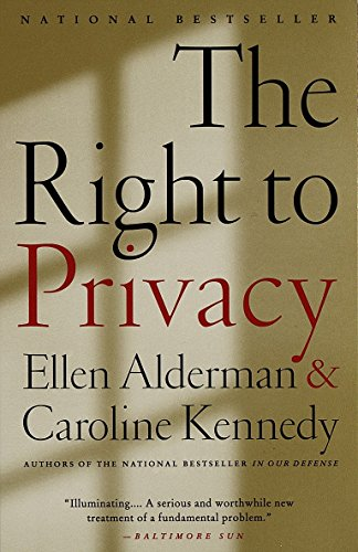 9780679744344: The Right to Privacy
