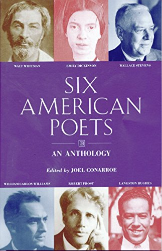 9780679745259: Six American Poets: An Anthology