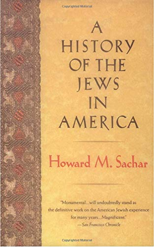 9780679745303: A History of the Jews in America