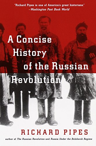9780679745440: A Concise History of the Russian Revolution