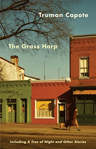 9780679745570: The Grass Harp: Including A Tree of Night and Other Stories