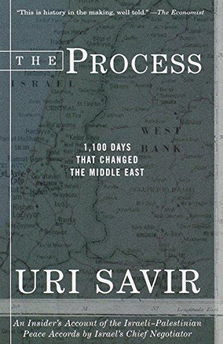 9780679745617: The Process: 1,100 Days That Changed the Middle East (Vintage International (Paperback))