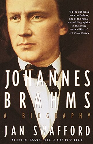 9780679745822: Johannes Brahms: A Biography