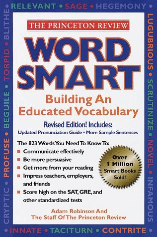 9780679745891: Word Smart: Building An Educated Vocabulary (Princeton Review)