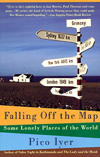 9780679746126: Falling Off the Map: Some Lonely Places of the World (Vintage Departures)