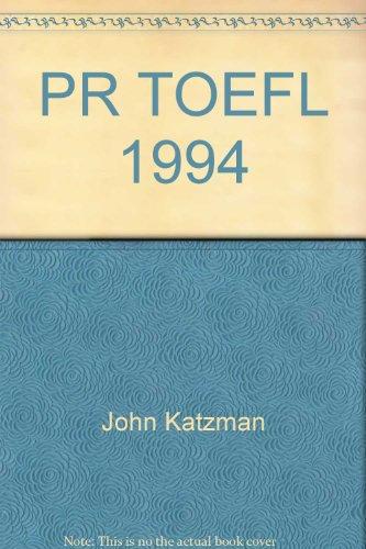 9780679746249: PR TOEFL 1994